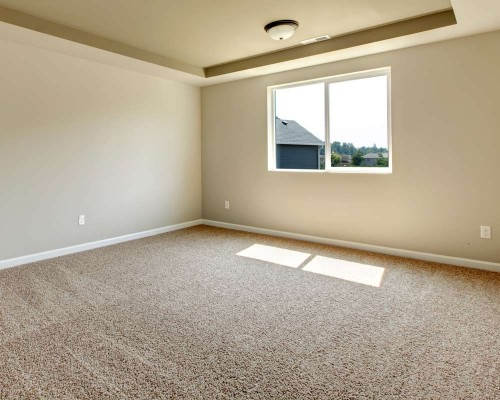 Beige Carpet Fitted