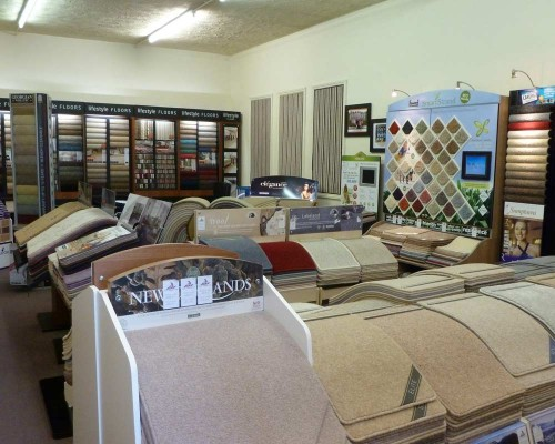 Our Sandy, Bedfordshire Show Room