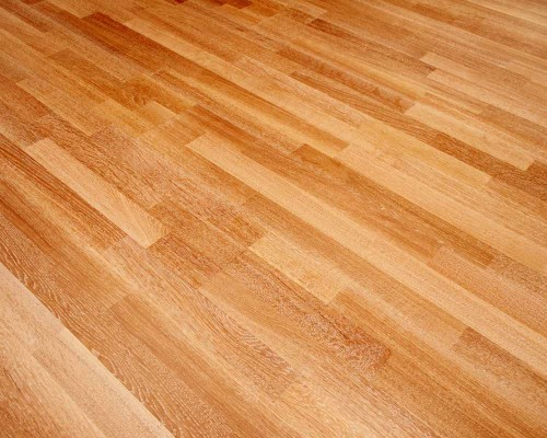 Light Laminate Floor
