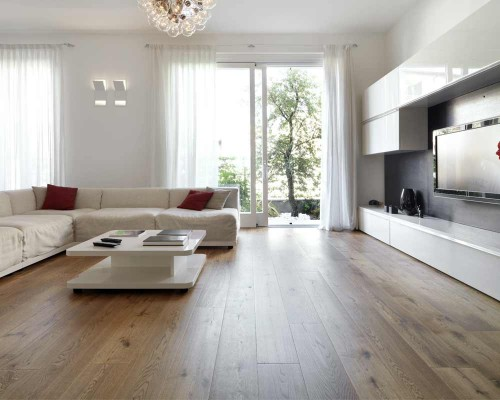 Laminate Floor Living Room